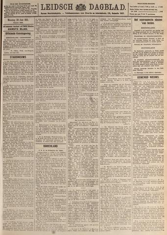 Leidsch Dagblad 1921-06-20