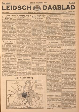 Leidsch Dagblad 1942-09-08