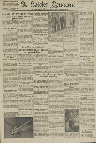 Leidse Courant 1947-09-03