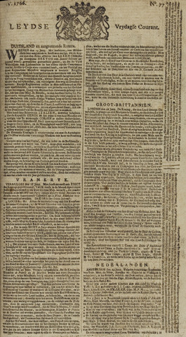 Leydse Courant 1766-06-27