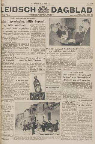 Leidsch Dagblad 1955-04-23