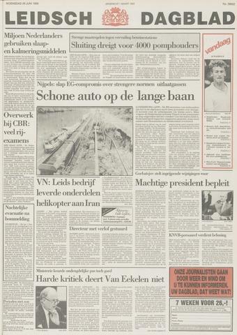 Leidsch Dagblad 1988-06-29
