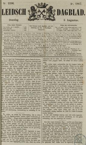 Leidsch Dagblad 1867-08-06