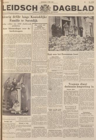 Leidsch Dagblad 1951-05-01