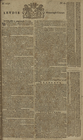 Leydse Courant 1757-05-25