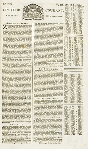 Leydse Courant 1826-09-27