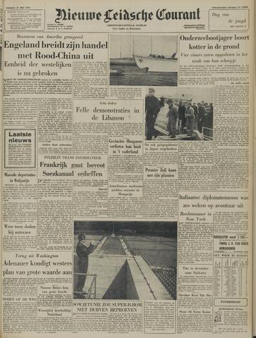 Nieuwe Leidsche Courant 1957-05-31