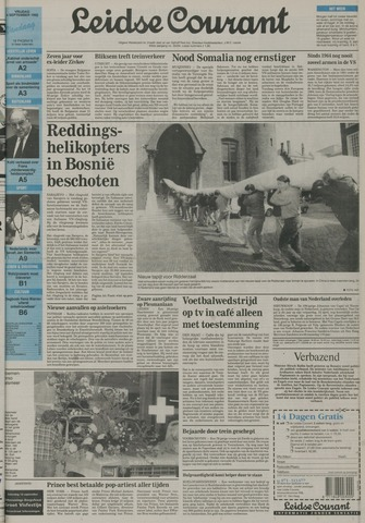 Leidse Courant 1992-09-04