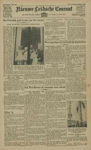 Nieuwe Leidsche Courant 1947-05-01