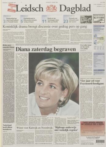 Leidsch Dagblad 1997-09-01