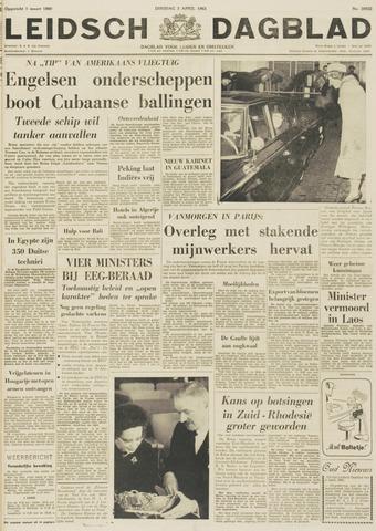 Leidsch Dagblad 1963-04-02