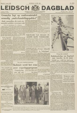 Leidsch Dagblad 1959-05-16