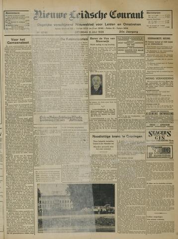 Nieuwe Leidsche Courant 1939-07-08