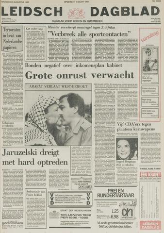 Leidsch Dagblad 1982-08-30