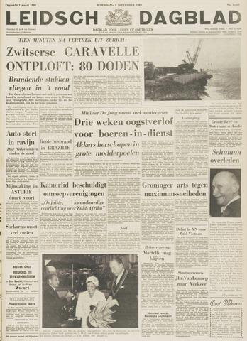 Leidsch Dagblad 1963-09-04