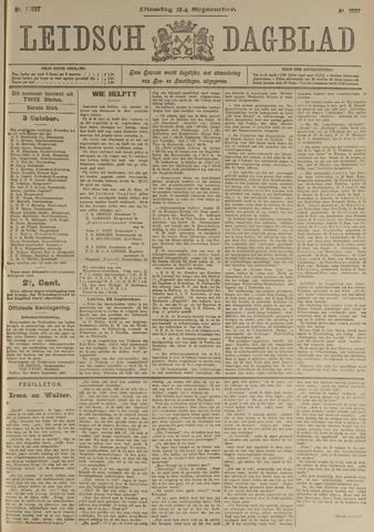 Leidsch Dagblad 1907-09-24