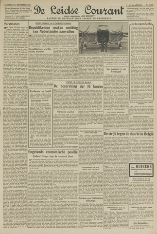 Leidse Courant 1947-09-13