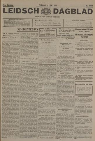 Leidsch Dagblad 1937-06-26