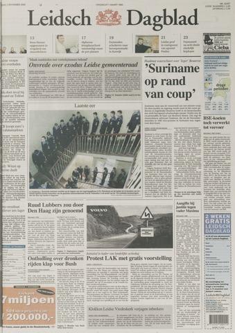Leidsch Dagblad 2000-11-03