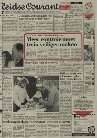 Leidse Courant 1988-12-30