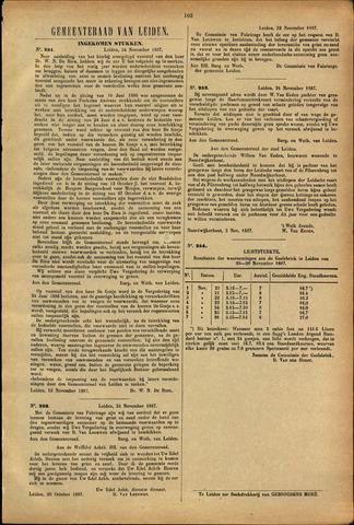 Handelingen van de Raad 1887-11-24