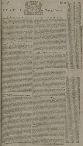 Leydse Courant 1748-05-31