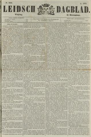 Leidsch Dagblad 1870-11-11