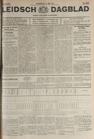 Leidsch Dagblad 1933-05-18