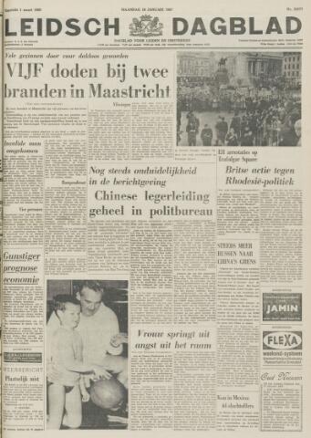 Leidsch Dagblad 1967-01-16
