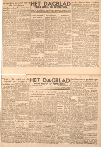 Dagblad voor Leiden en Omstreken 1944-11-28