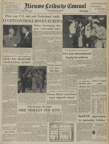 Nieuwe Leidsche Courant 1957-05-14