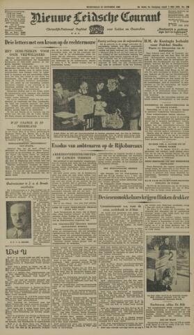 Nieuwe Leidsche Courant 1946-10-23