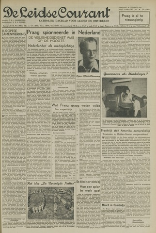 Leidse Courant 1951-10-30