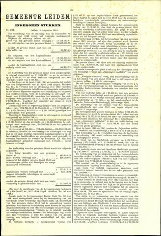 Handelingen van de Raad 1944-08-03