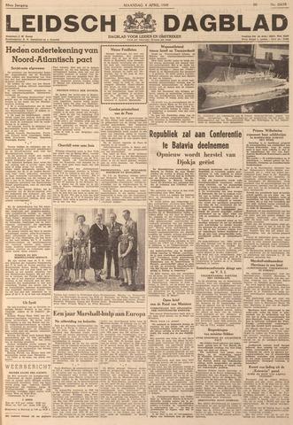 Leidsch Dagblad 1949-04-04