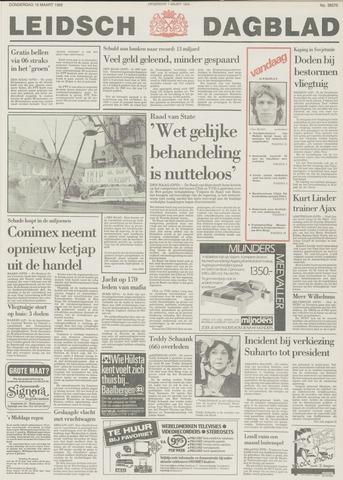 Leidsch Dagblad 1988-03-10