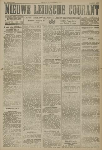 Nieuwe Leidsche Courant 1927-09-02