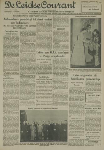 Leidse Courant 1962-02-01