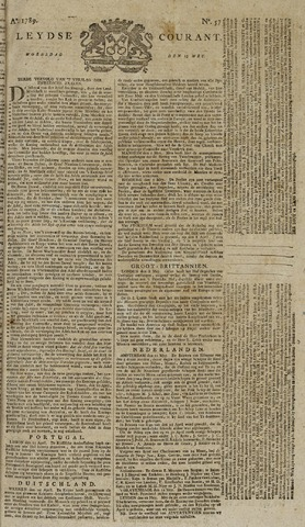 Leydse Courant 1789-05-13