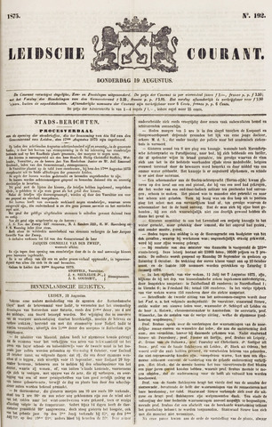 Leydse Courant 1875-08-19