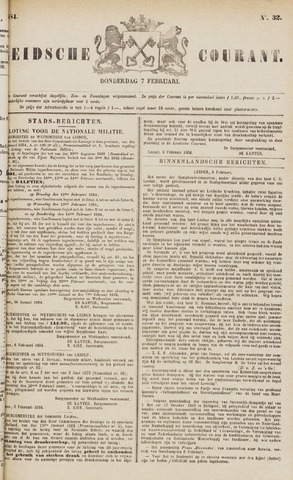 Leydse Courant 1884-02-07