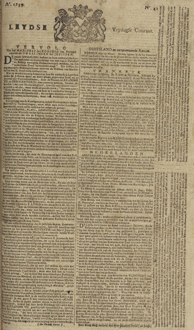 Leydse Courant 1759-04-06