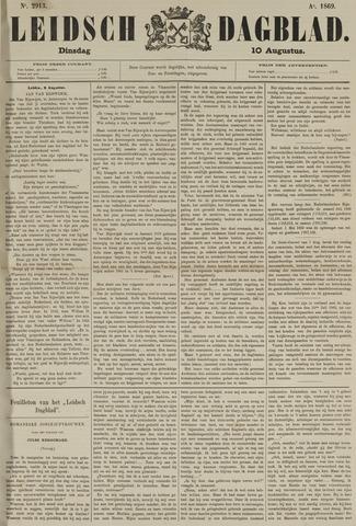 Leidsch Dagblad 1869-08-10