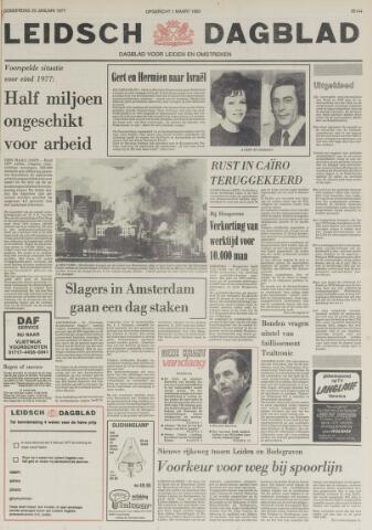 Leidsch Dagblad 1977-01-20