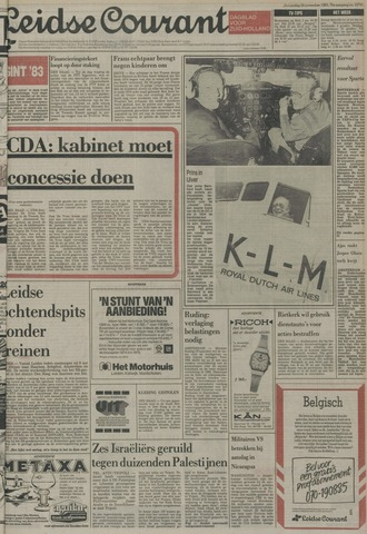 Leidse Courant 1983-11-24