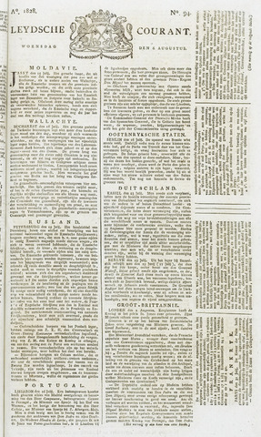 Leydse Courant 1828-08-06