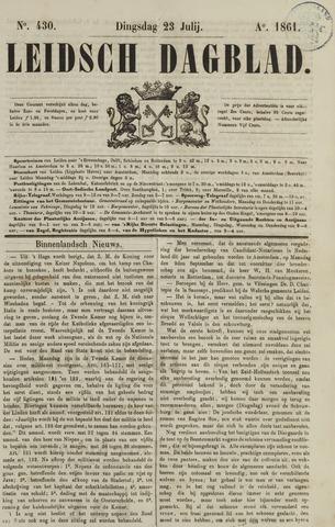 Leidsch Dagblad 1861-07-23