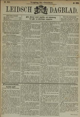Leidsch Dagblad 1890-10-24