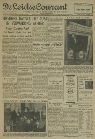 Leidse Courant 1959
