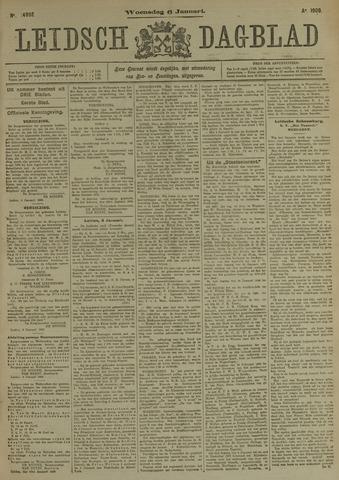 Leidsch Dagblad 1909-01-06